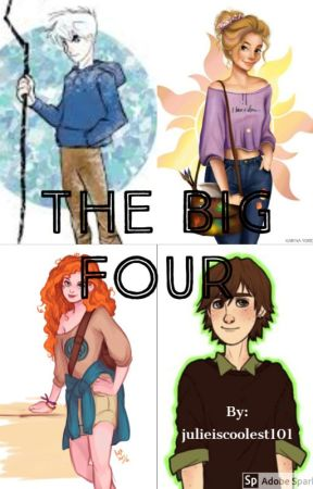 The Big Four by kyoloml