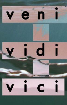 VENI VIDI VICI / a bts af by MATCHIMOCHI
