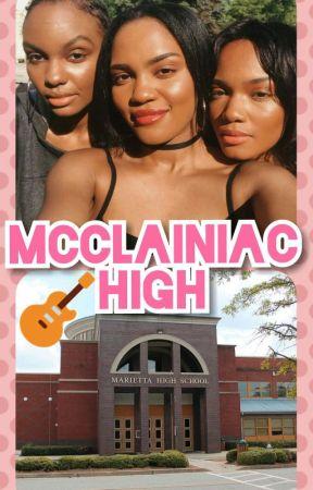 McClainiac High by LovaticMcClainiac