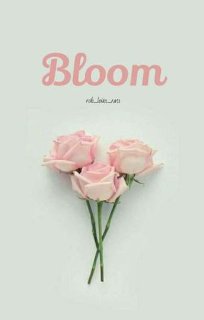 Bloom // Phan Soulmate Au by rob_loves_rats