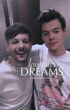 lavender dreams by louistomlinsonkink