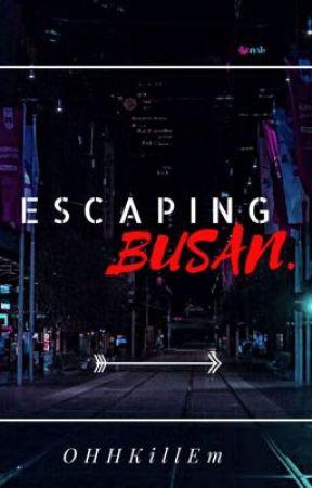 Escaping Busan. ™ || BTS Park Jimin (AMBW) by OHHKillEm