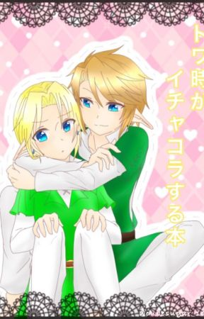The Legend of Zelda : Twilight x Time Doujinshi Series by Time_Link