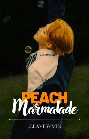 peach marmalade by 4leavesvmin