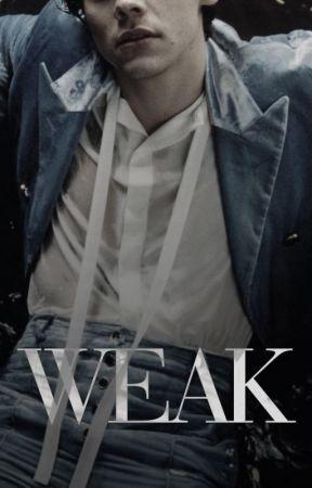 WEAK // (Harry Styles) by TheasWords
