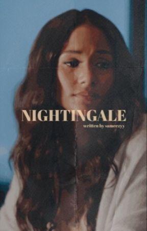 NIGHTINGALE ( draco malfoy! ) by sameezyy