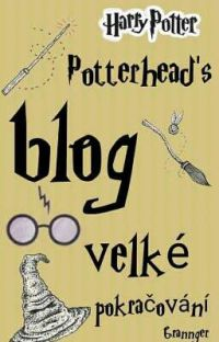 Potterheads blog - Velké pokračování⚡ cover