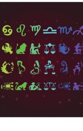 Anime Zodiac Signs! by Reverse_Todoroki