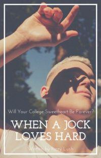 When A Jock Loves Hard (BXB) cover