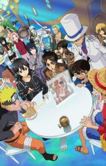 The anime multiverse! (Male reader x Anime universe)