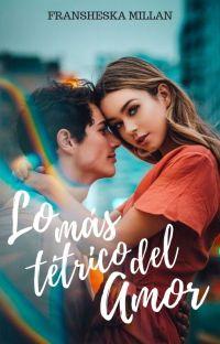 Lo más tétrico del amor ✔ Libro #1 cover