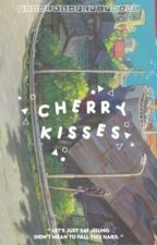 cherry kisses | chensung by -flowersofepiphany