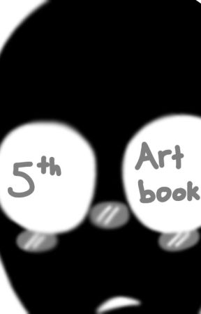 Art book 5 by Mono_Behind_The_Mask