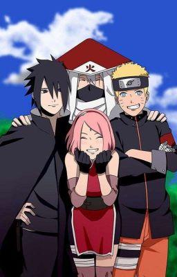 (Naruto Fanfic) [Sasusaku ] Trở Lại Từ Đầu (Full)