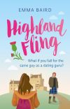 Highland Fling - A Funny Chick Lit Romance (COMPLETE) Highland Books 1 cover