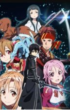 The Fight To Survive (A Sword Art Online Original Fanfic) by StoryMaster369
