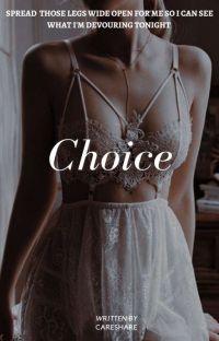 Choice| 18+ cover