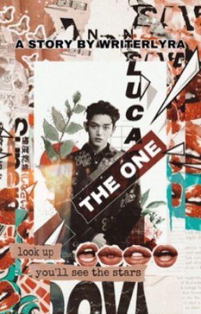 THE ONE   wong yukhei ✔ by writerlyra