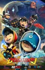 Boboiboy Siblings One-Shots And Randomness! by BlazEllIce