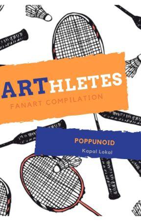 ARThletes by poppunoid