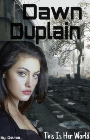 Dawn Duplain by Delrae_