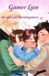 Gamer love cover