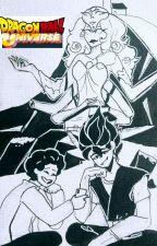 Dragon Ball Universe (dragon ball&Steven universe crossover) by Crazy_fox_boi