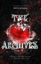 THE ARCHIVES ‣ graphic shop + portfolio by ortolans