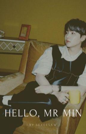 Hello, mr. Min // Yoonmin by sexeesaw