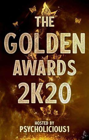 2020 GOLDEN AWARDS[HIATUS] by TheGoldenAwards2k20