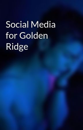 Social Media for Golden Ridge by MidwesternVibes_