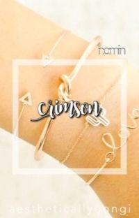 c r i m s o n - jaeno/nomin cover