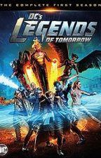 DC Legends of tomorrow Little Phase Thief by skoch21