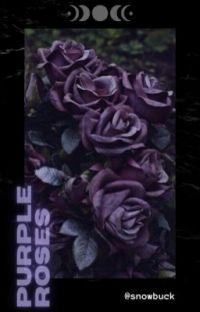 Purple Roses ° Sirius Black ✓ cover