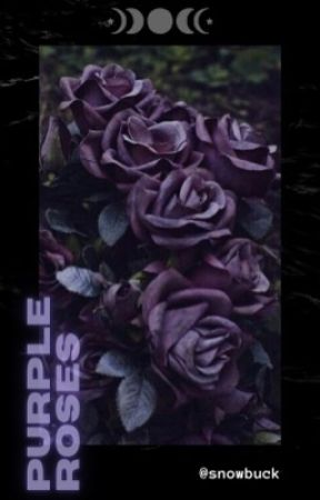 Purple Roses ° Sirius Black ✓ by snowbuck