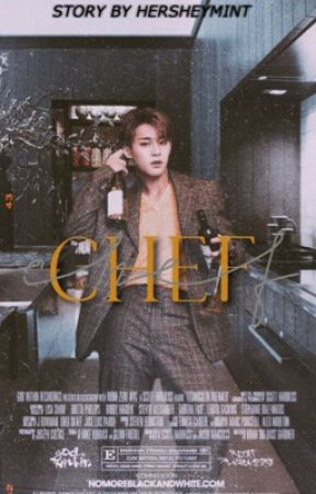 [✔] CHEF (요리사)👨🍳 KIM MINGYU by hersheymint