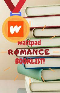 Best Wattpad Romances cover