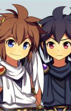 Kid Icarus Daycare by MarriRing