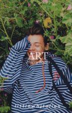 Art | Harry Styles by littlewhjtelies