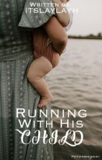 Running with His Child cover