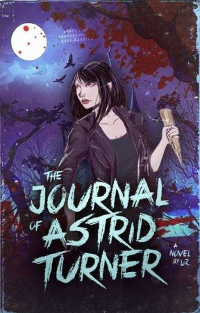 THE JOURNAL of ASTRID TURNER » original by pseudonym-lux