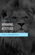 WINNING ATTITUDE by EDWRDJAY