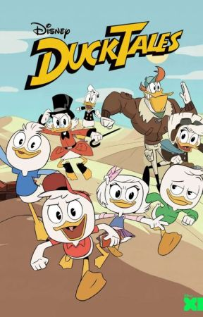 Duck Talk 2 (A Dicussion on All Things Ducktales by xanderwrites