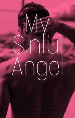 My Sinful Angel by AliannaMishie