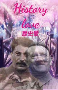 History love [SztálinxHitler f.f] (félbehagyott) cover