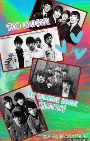 Too much! An Imagine Book! (in english!) by Magiuneration
