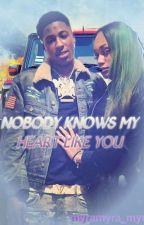 Nobody knows my heart like you  by kentrellmybabydaddy