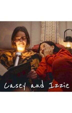 Counting Stars • [Casey x Izzie] by WriterRed1