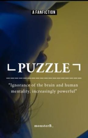 -PUZZLE- by monsterB_