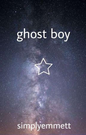 ghost boy by simplyemmett